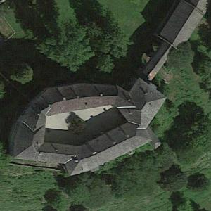 Schloss Hollenburg (Google Maps)