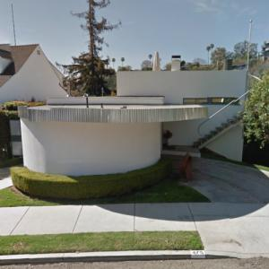 'Entenza House' by Harwell Hamilton Harris (StreetView)