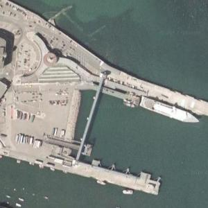 Isle of Man Sea Terminal (Google Maps)