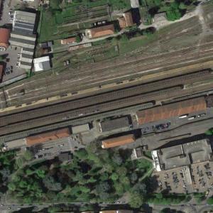 Voghera train crash (5/31/1962) (Google Maps)