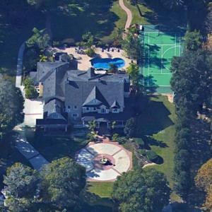 Vinny Testaverde's House (Google Maps)