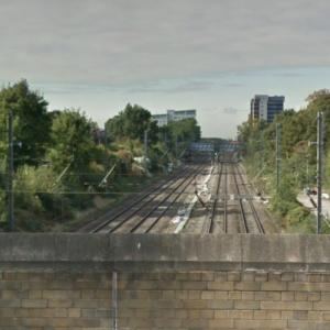 Ealing rail crash (12/19/1973) (StreetView)
