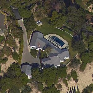 Rachel Bilson & Hayden Christensen's House (Former) (Google Maps)