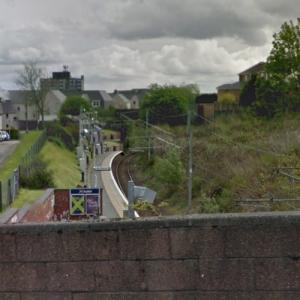 Greenock rail accident (6/25/1994) (StreetView)