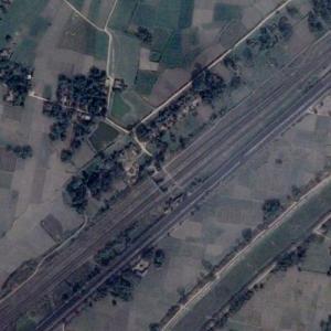 Gaisal train disaster (8/2/1999) (Google Maps)