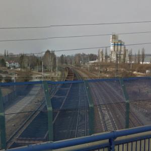 2008 Studénka train wreck (StreetView)