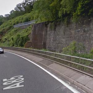 Falls of Cruachan derailment (6/6/2010) (StreetView)