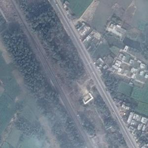2015 Uttar Pradesh train accident (Google Maps)