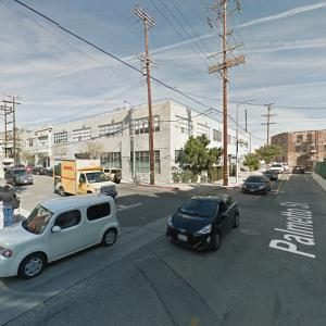 "Truck Slams into S.H.I.E.L.D. Car (""Agents of S.H.I.E.L.D."") (StreetView)"