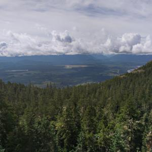 View from Copper Mountain (StreetView)