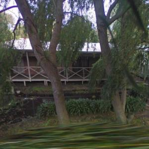 Don Nardella's Infamous Ocean Grove Cabin (StreetView)