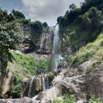 Al-Nqelen Waterfall