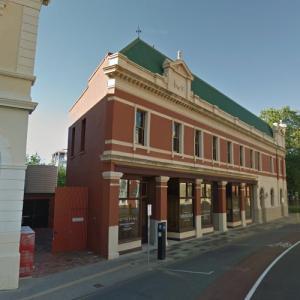 His Majestys Hotel (StreetView)