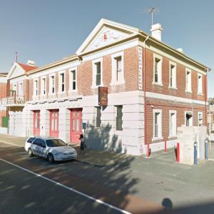 Fremantle Fire Station (StreetView)
