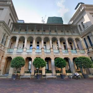 Sydney Hospital (StreetView)