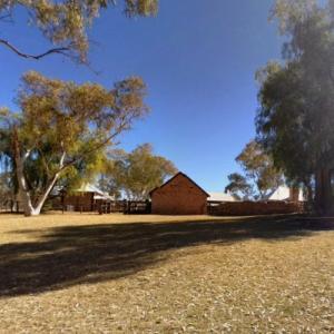 Alice Springs Telegraph Station Historical Reserve (StreetView)