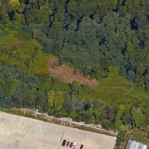 TWA Flight 128 crash site (Google Maps)