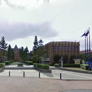 Brisbane Grammar School (StreetView)