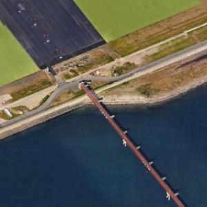 Canadian Pacific Air Lines Flight 402 crash site (Google Maps)