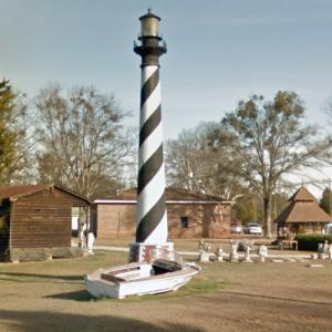 Ware Place Lighthouse (StreetView)
