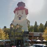 Landlocked Lighthouse