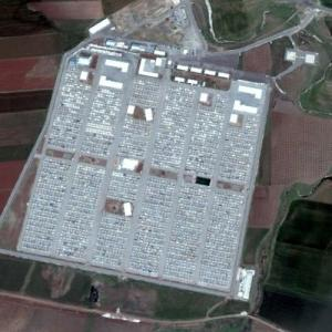 Refugee camp (Google Maps)