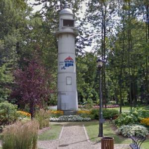 Le Phare de Coteau-du-Lac (StreetView)