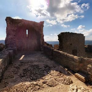 Peyrepertuse Castle (StreetView)