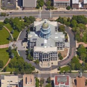 Colorado Capitol Building (Google Maps)