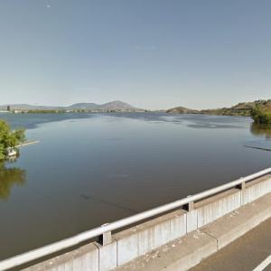 Mouth of the Link River (StreetView)