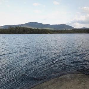Upper Saranac Lake (StreetView)