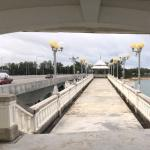Sarasin Bridge