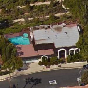 Jeremy Piven's House (Google Maps)