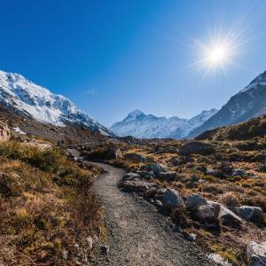 Hooker Valley (StreetView)