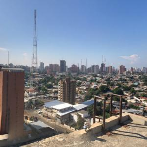 Rooftop view of Maracaibo (StreetView)