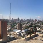 Rooftop view of Maracaibo