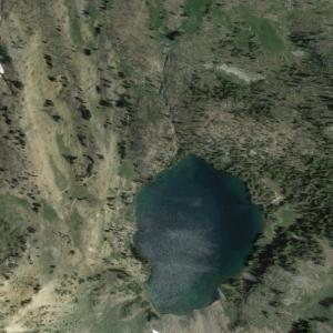 Source of the Gallatin River (Google Maps)