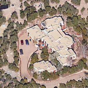 Valerie Plame's House (Google Maps)