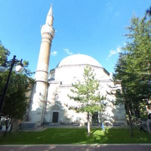 Kurşunlu Mosque and Complex (StreetView)