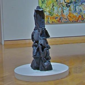 'Sevillanas' by Peter Voulkos (StreetView)