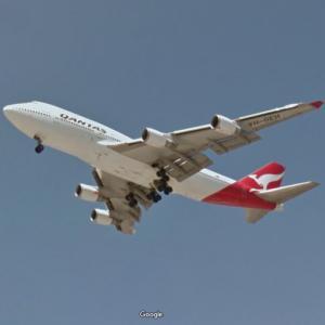 Qantas Boeing 747-438 [VH-OEH] (StreetView)