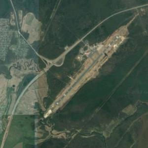 Cherepovets Airport (Google Maps)