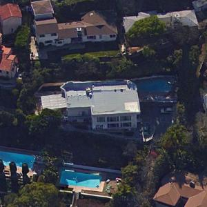 Sergey Kovalev's House (Google Maps)
