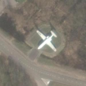 Yak-40 (Google Maps)