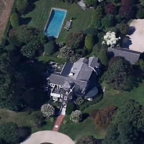 Robert Downey Jr's House (Google Maps)