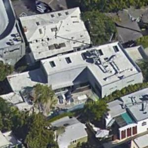 Tobey Maguire's House (Google Maps)