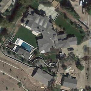 The Weeknd's House (Google Maps)