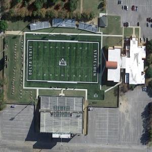 Delta State's McCool Stadium (Google Maps)