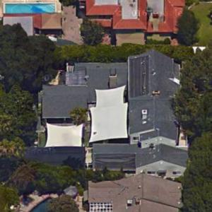 Selena Gomez's House (Google Maps)