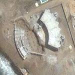 an oceanfront amphitheatre(?)